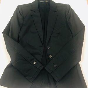 Gucci Women' Black Blazer Size 40